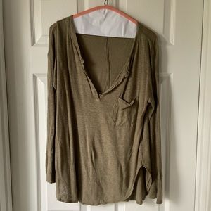 Banana Republic Relaxed fit top